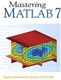 Mastering MATLAB: 9780136013303: Computer Science Books