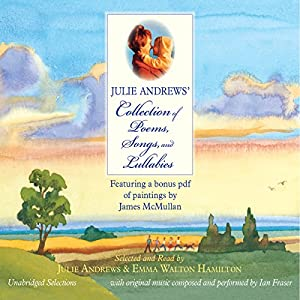 Julie Andrews' Collection of Poems, Songs, and Lullabies | Livre audio