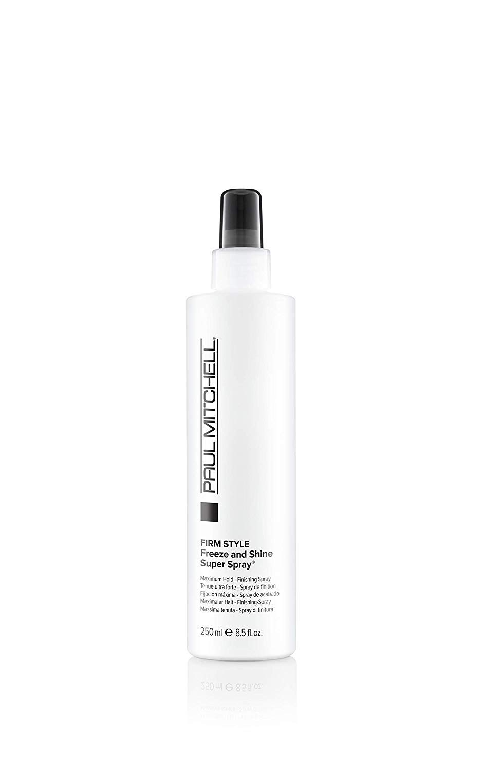 Paul Mitchell Firm Style Freeze And Shine Super Spray, 8.5 Fl Oz