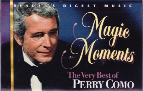 Magic Moments ~ The Very Best of Perry Como (3 Audio Cassette Tape Set) (Perry Como The Very Best Of Perry Como)