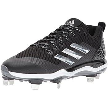 wholesale dealer a1ce5 176ee adidas Men s Freak X Carbon Mid Baseball Shoe, Core Black, Silver Met, FTWR