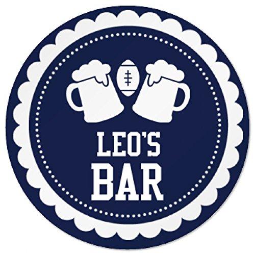 leos-football-beer-bar-coaster