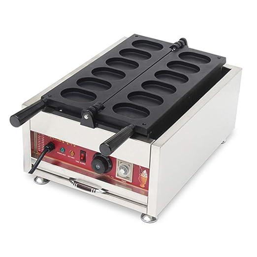 np-785 comercial antiadherente eléctrico Huevo Muffin belga Waffle ...