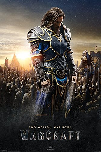 Warcraft - Movie Poster / Print Lothar By Stop Online