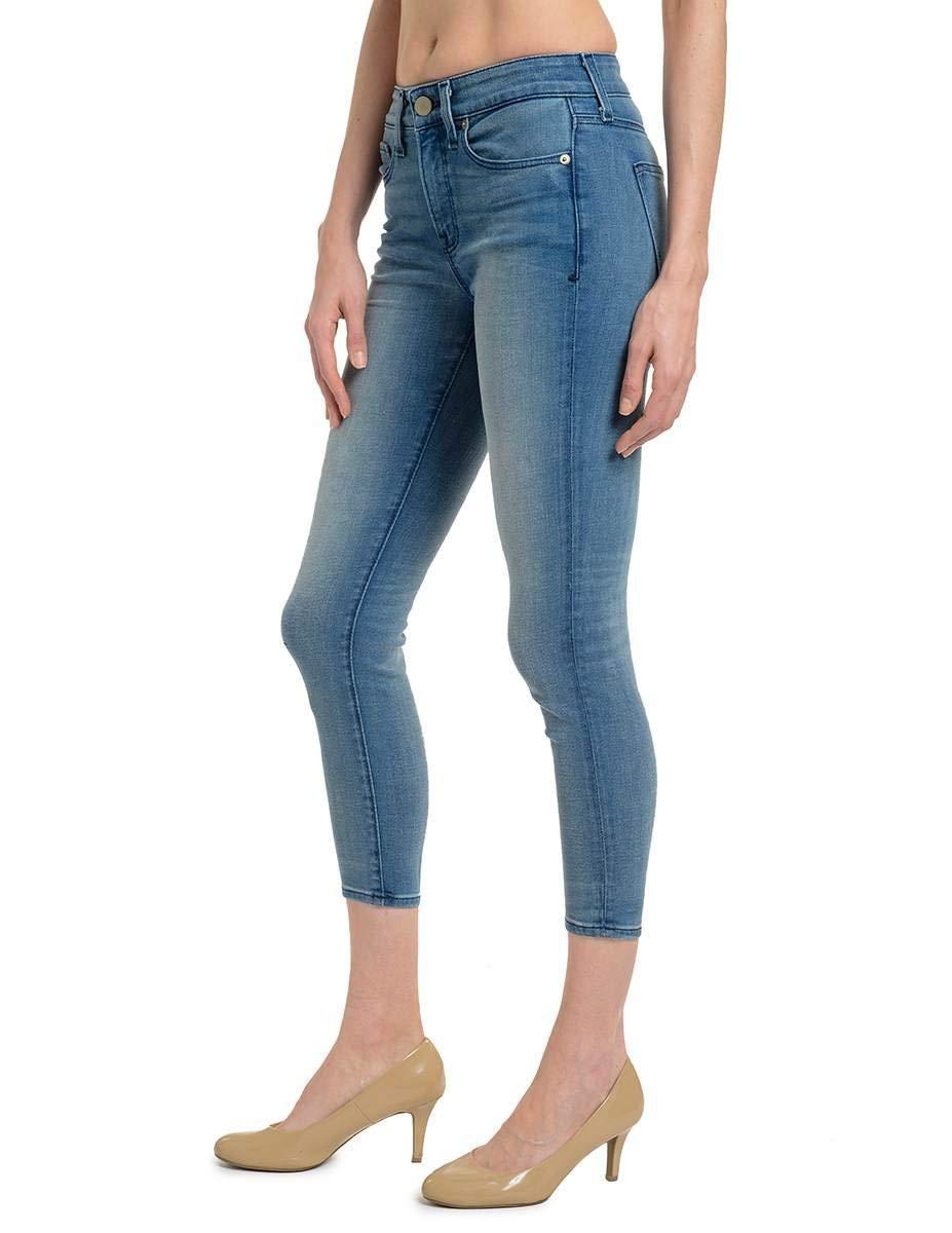 e2109e4bbee68d Spanx Womens The Signature Waist Hunter Ankle Skinny Leg, 26, Blue < Jeans  < Clothing, Shoes & Jewelry - tibs
