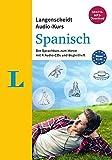 Langenscheidt Audio-Kurs Spanisch - Gratis-MP3-Download inklusive: Der Sprachkurs zum Hören mit 4 Audio-CDs und Begleitheft