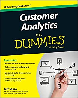 Amazon customer analytics for dummies ebook jeff sauro kindle customer analytics for dummies by sauro jeff fandeluxe