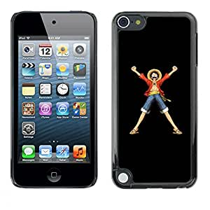 CASEMAX Slim Hard Case Cover Armor Shell FOR Apple iPod Touch 5- ANIME CHARACTER