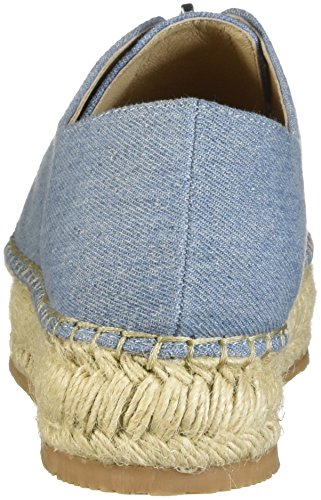 J Slides Women's Ryan Sneaker Denim hEmbKn