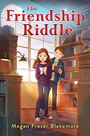 book cover of The Friendship Riddle
