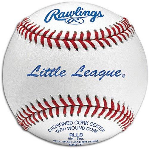 (Rawlings RLLB Little League Baseballs 12/Pk)