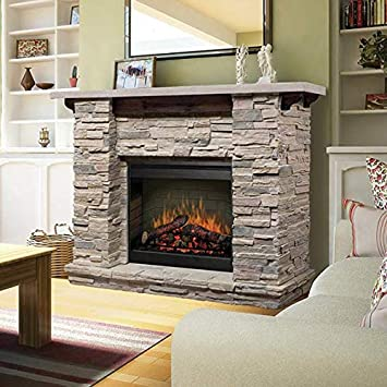 Dimplex Featherston Electric Fireplace Mantel Package – GDS26-1152LR