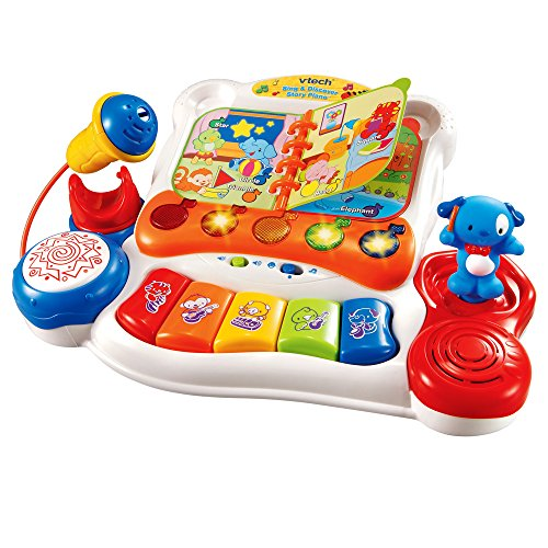 VTech Sing and Discover Story Piano (Kids Piano Vtech)