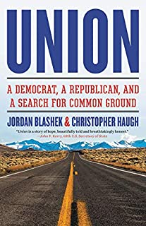 Book Cover: Union: A Democrat, a Republican, and a Search for Common Ground