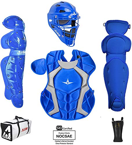 All-Star Youth Players Series Catcher Kit Ages 7-9 Royal