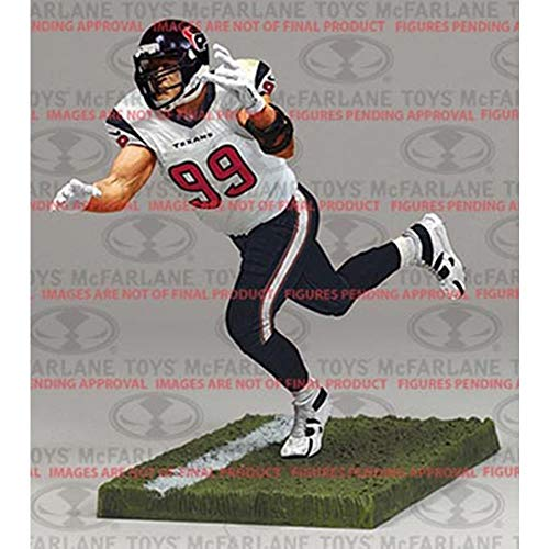 McFarlane Toys NFL Series 36 JJ Watt Houston