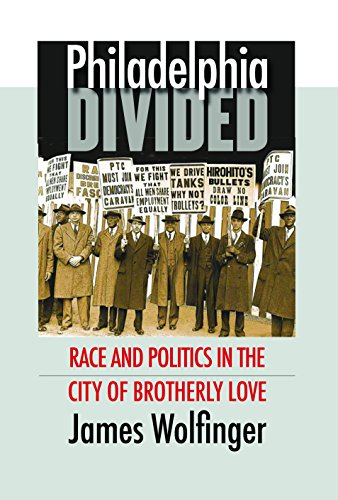 Party America Union City (Philadelphia Divided: Race and Politics in the City of Brotherly)