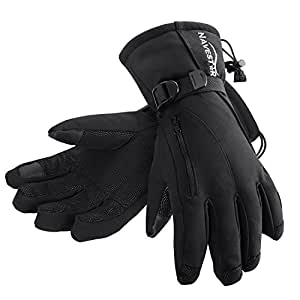 Amazon.com: NAVESTAR Flexible Warm Winter Gloves for Men