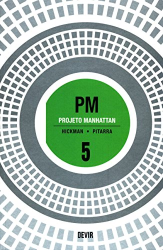 PROJETO MANHATTAN 05: Volume 5