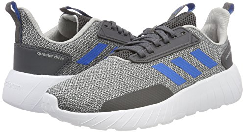 Drive Mixte Sneakers Multicolore Questar Basses db1915 Adidas Multicolor Enfant pxvgPqgw