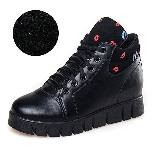 2be579c4a À Sneaker De Chaussures Décoration Femmes Talon Btrada Caché Baskets ...