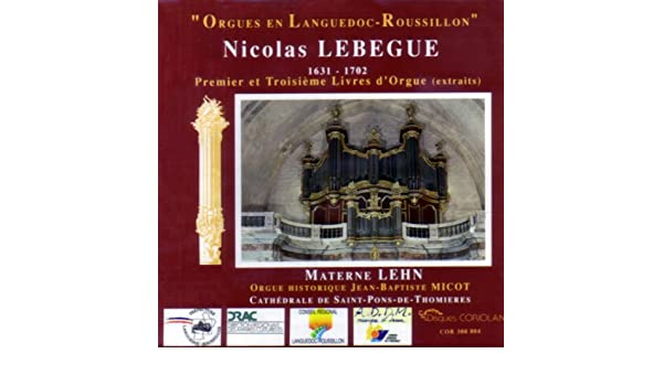 Nicolas Lebegue Amazon Com Music