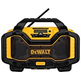 Dewalt DCR025R Cordless Lithium-Ion Bluetooth Radio & Charger (Bare Tool) (Renewed)