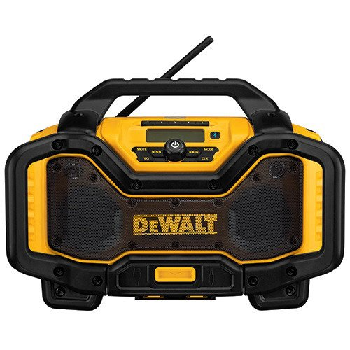 Dewalt DCR025R Cordless Lithium-Ion Bluetooth Radio & Charger (Bare Tool) (Certified Refurbished)