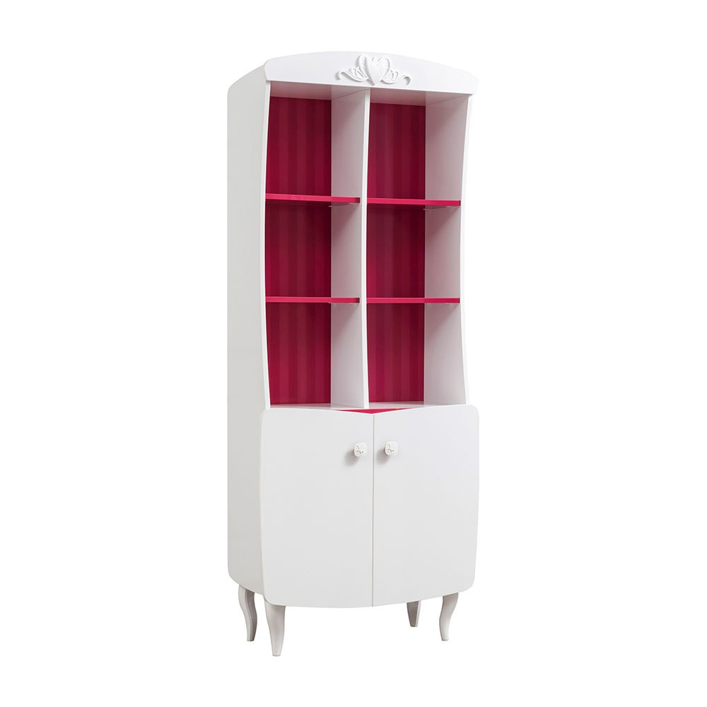 Cilek Kids Room Rosa Collection, Bookcase