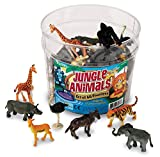 Learning Resources Jungle Animal Counters, Set of 60