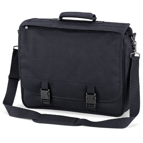 Size Office Navy Quadra Briefcase Wheelie School Portfolio Bag Expandable Strap One French UIwzaPw1q