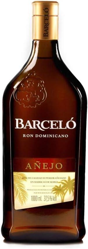 Barceló Ron - 1000 ml: Amazon.es: Alimentación y bebidas