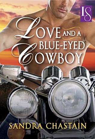 book cover of Love and a Blue-Eyed Cowboy