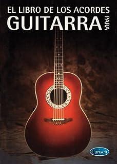 VARIOS - El Libro de Acordes para Guitarra