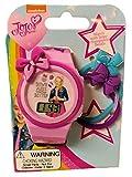 JoJo Siwa Pink Girls Watch with Interchangable Bezels