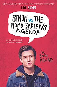 Simon vs. the Homo Sapiens Agenda by [Albertalli, Becky]
