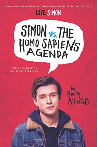Simon vs. the Homo Sapiens Agenda Movie Tie-in Edition - Malaysia Online Bookstore