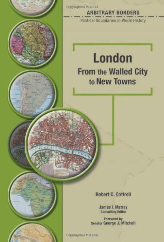 London: From the Walled City to New Towns (Arbitrary Borders) ebook