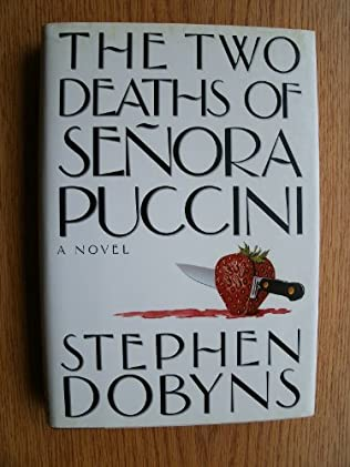 book cover of The Two Deaths of Senora Puccini