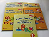 Extra Practice Set (Textbook A, Textbook B, Workbook A, Workbook B, Extra Practice) (Primary Mathematics, U.S. Edition, level 1)