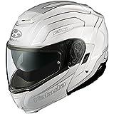 オージーケーカブト(OGK KABUTO)バイクヘルメット システム IBUKI ENVOY (エンヴォイ) パールホワイト M (頭囲 57cm~58cm未満)