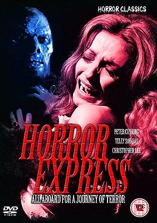 horror express blu ray