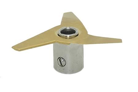 Cuchilla con tornillo para dinámico Heavy-duty Stick licuadora ...