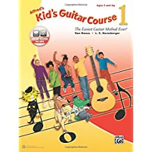 Alfred's Kid's Guitar Course 1: The Easiest Guitar Method Ever!, Book and Online Audio