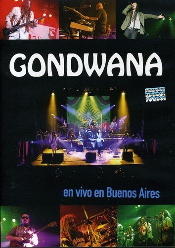 DVD : Gondwana - Gondwana En Vivo En Buenos Aires (NTSC Format)