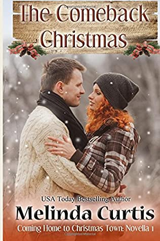 book cover of The Comeback Christmas