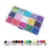 """Efivs Arts 1125 pcs 0.35""""(9mm) 2 Hole Sewing"""