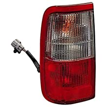 Depo 312-1908R-US Toyota T100/Pickup Passenger Side Replacement Taillight Unit without Bulb