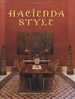 Hacienda Courtyards Mexican Design Books Karen Witynski Joe P