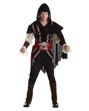 Assassins Creed Traje De Ezio Hombres XL: Amazon.es ...